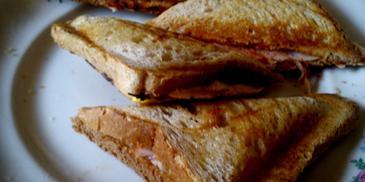 Sandwich z jajkiem