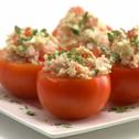 Pomidory faszerowane sałatką kuskus