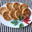 Kotleciki z gotowanych ziemniaków