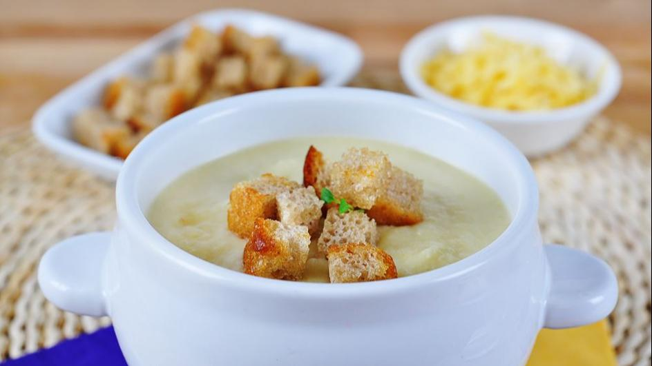 Zupa - krem cebulowy