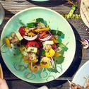 Szaszłyki wegetariańskie z Sosem Tatarskim WINIARY