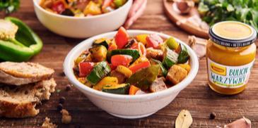 Ratatuj - leczo warzywne