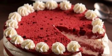 """Tort """"red velvet"""""""