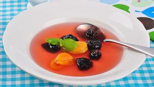 Zupa owocowa