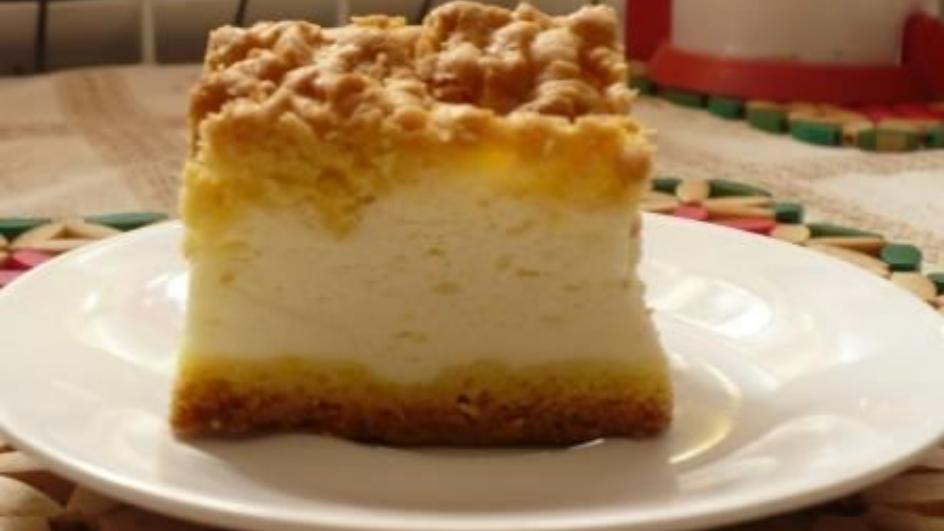 Ciasto à la sernik
