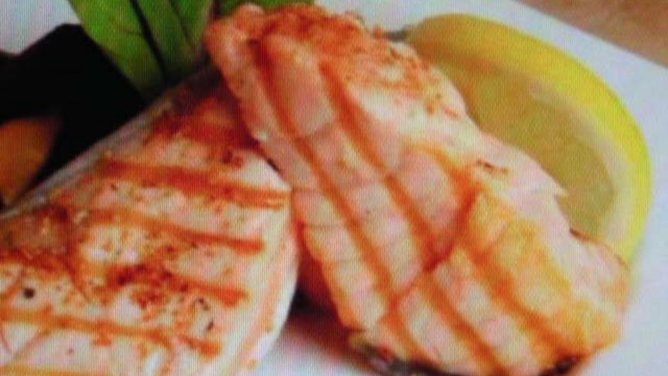 Grillowana polędwica z tuńczyka