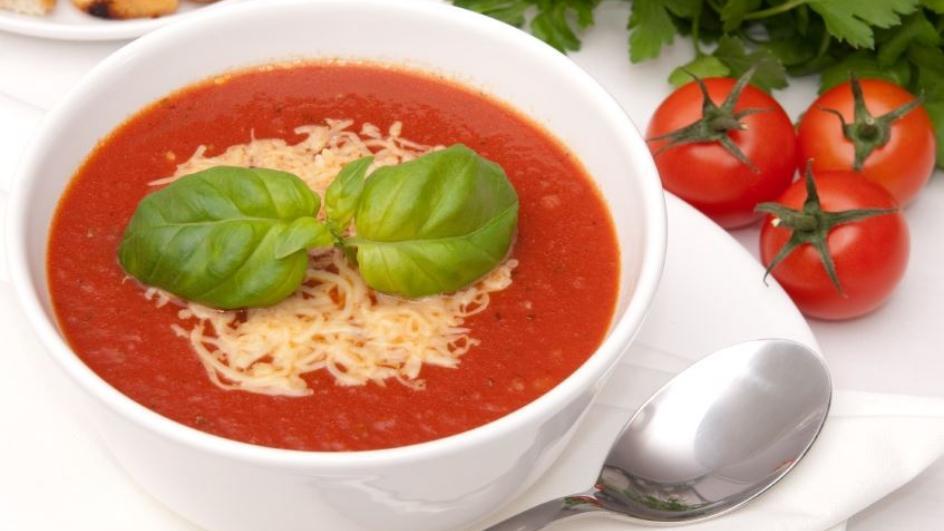 Ostra pomidorowa z parmezanem