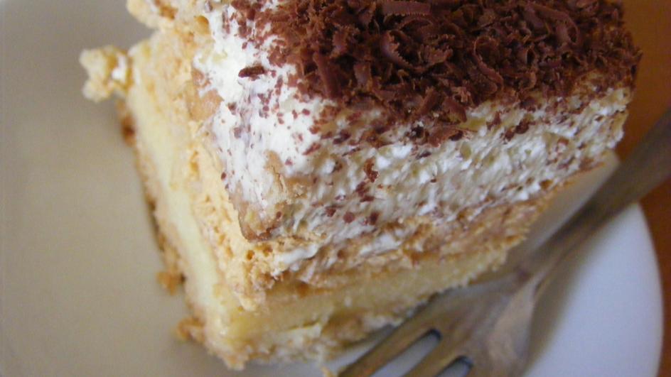 Ciasto toffee