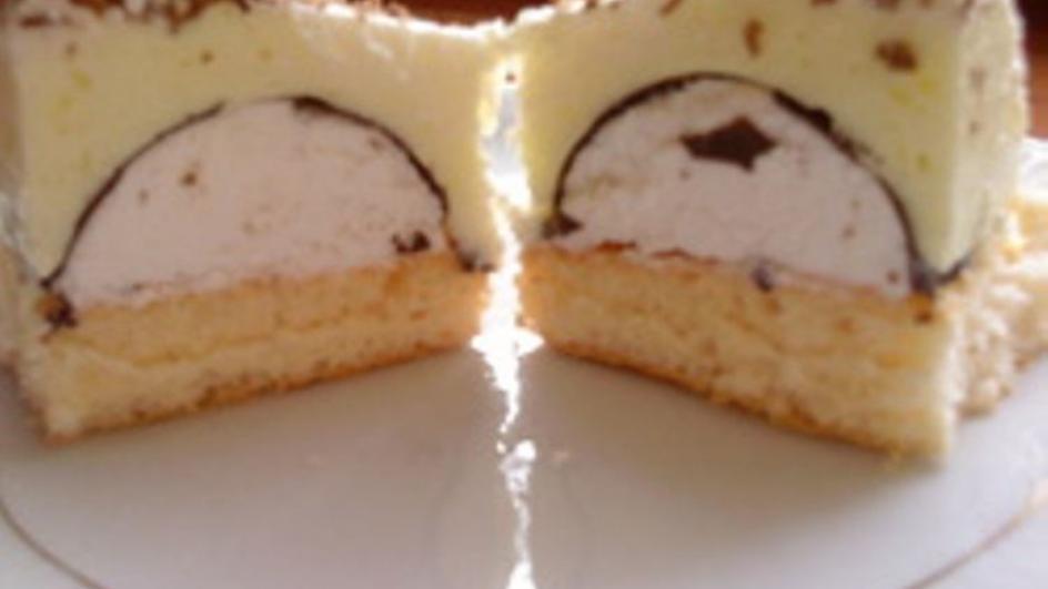 Ciasto z serkiem homogenizowanym