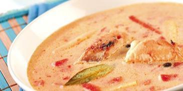 Mazurska zupa rybna