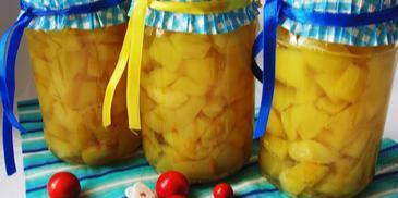 Cukinia à la ananas