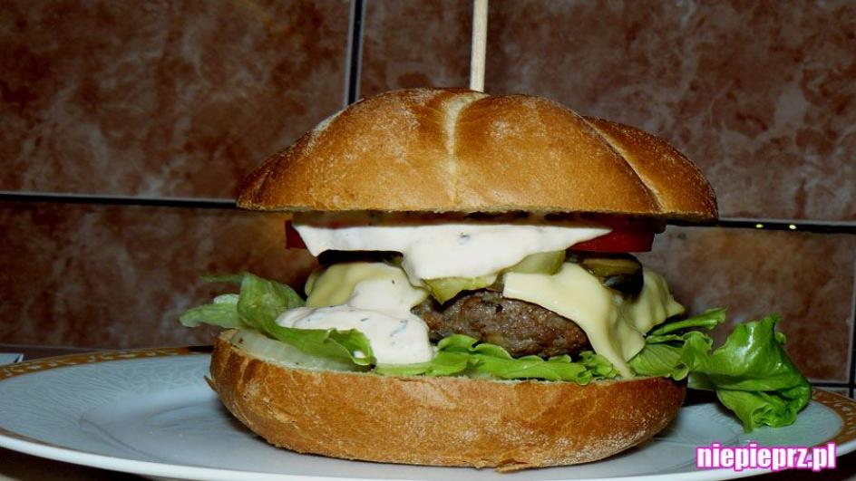 Sos hamburgerowy
