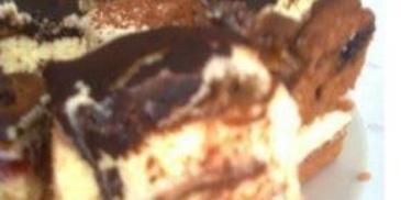 Ciasto z kawą bez pieczenia