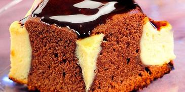 Ciasto rumowo-waniliowe