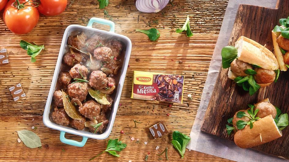 Apetyczne pulpeciki w wyśmienitym sosie
