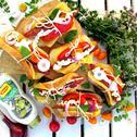 Grillowane kanapki z sosem tatarskim Winiary