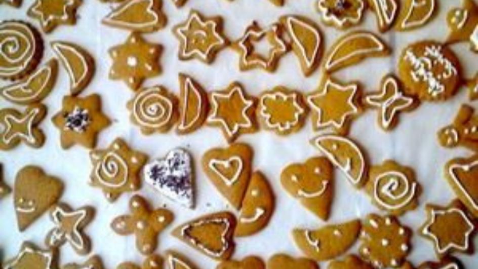 Świąteczne ciasteczka korzenne