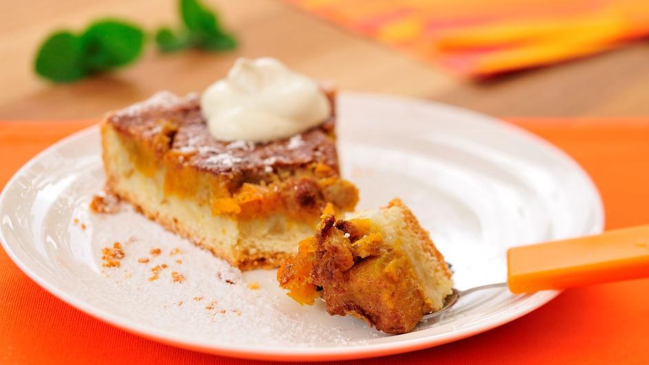 Ciasto z nadzieniem dyniowym