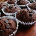 Muffiny z Colą i czekoladą