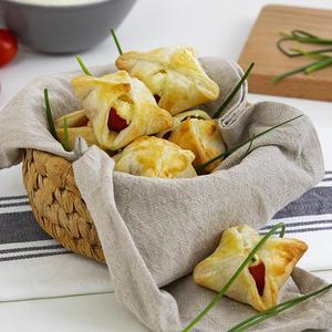 Bocconcini con pomodoro e robiola