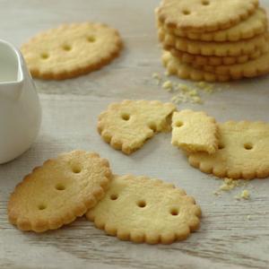 Biscotti di frolla allo zafferano