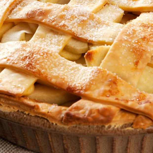 """Crostata di mele """"classica"""""""