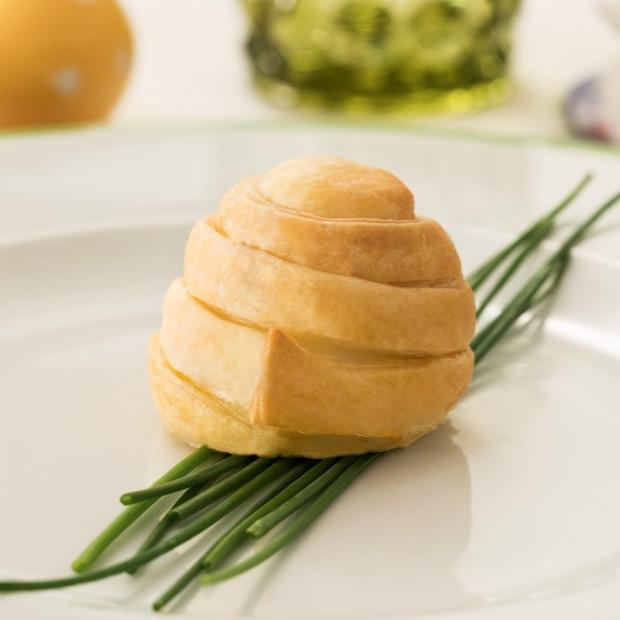 Uova in crosta di Sfoglia Delicata