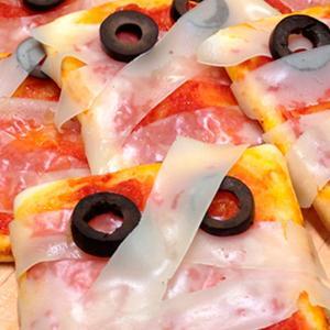 Mummie di pizza