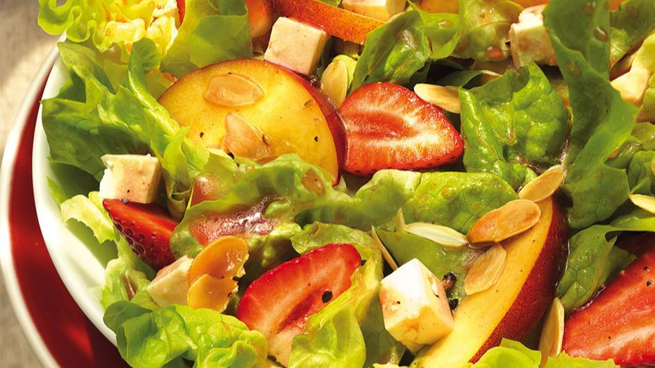 Süßer Sommersalat