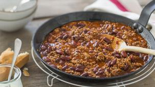 Maggi Fix für Chili con Carne (für Gäste)