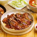 Savorventure Bulgogi Style Spicy Chicken
