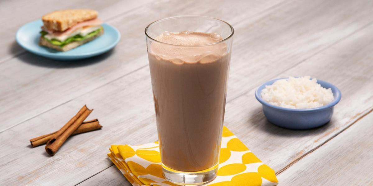 Horchata de cocoa