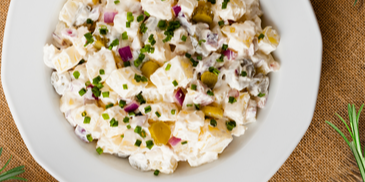 Salata s piletinom i mozzarellom