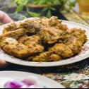 Fried Chicken Satay