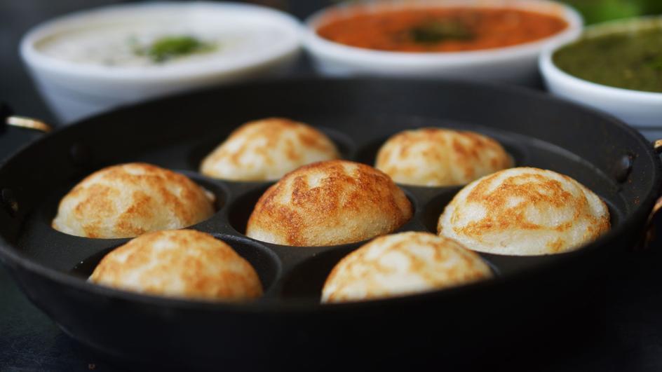 Vegetable Paniyaram Recipe