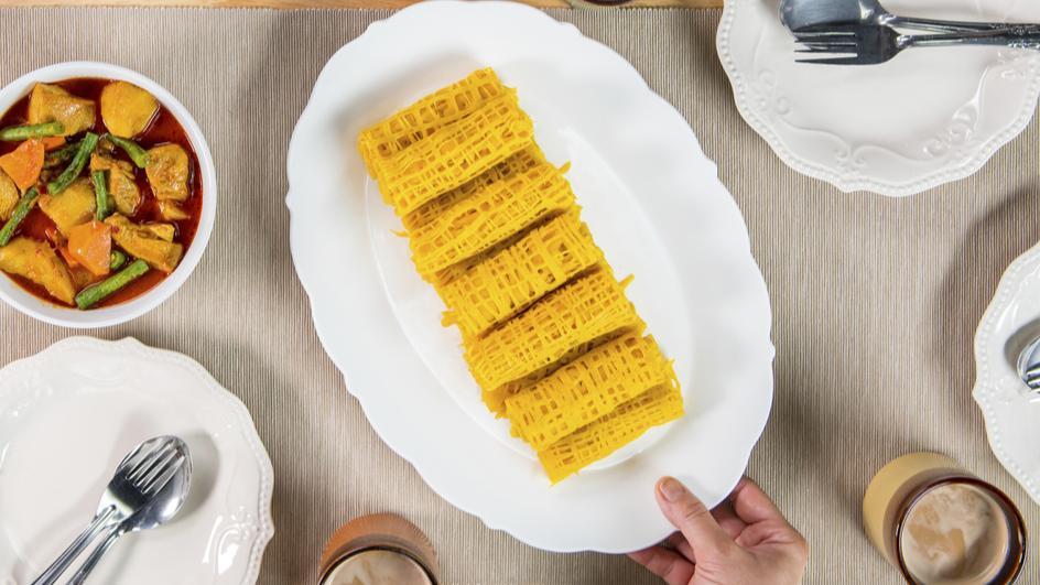 Roti Jala Kelantan