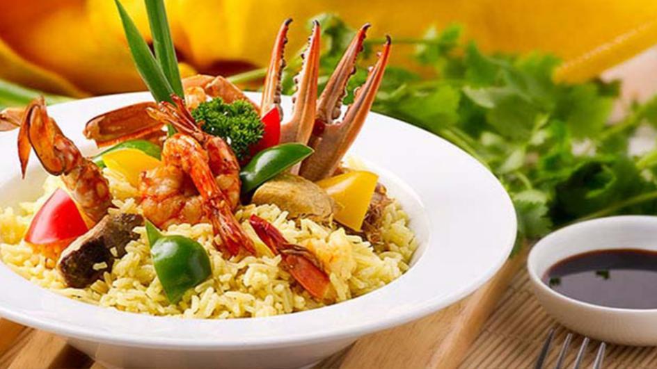 Chicken Paella Rice