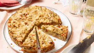 Pasta-Pie
