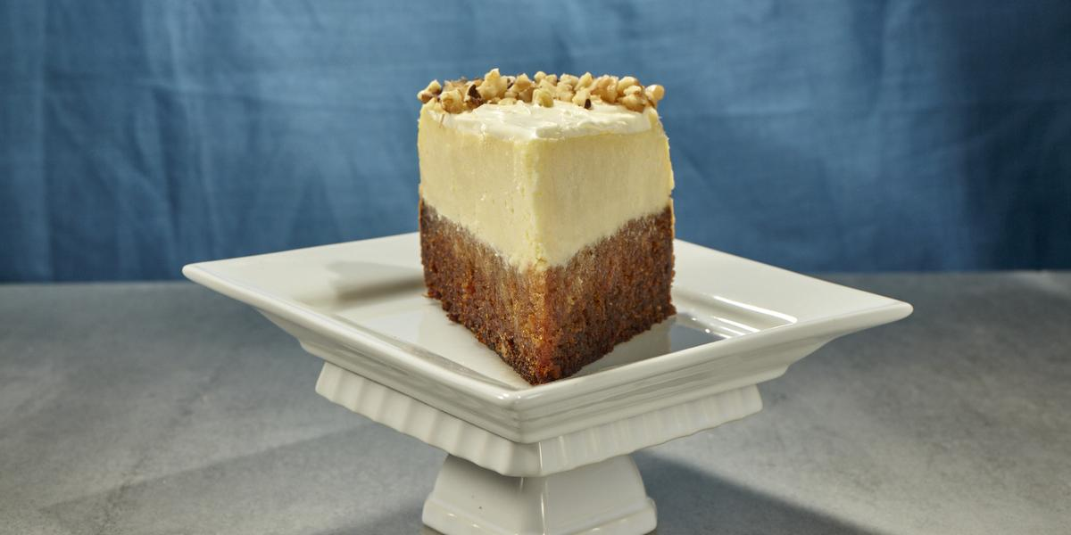 Cake Carrot Cheesecake