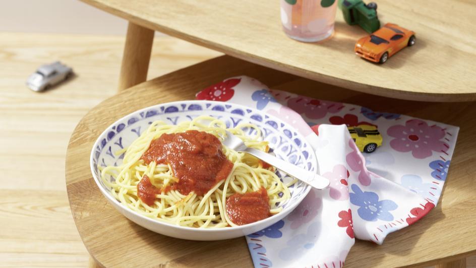 Maggi Fix für Spaghetti Napoli