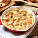 Putenfleisch-Gemüse-Pfanne