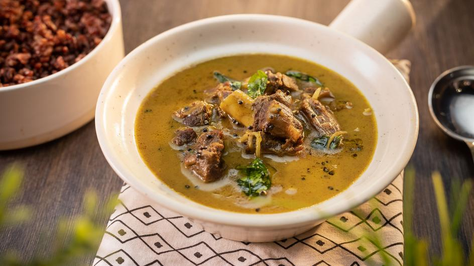 Creamy Kerala Mutton Curry Recipe
