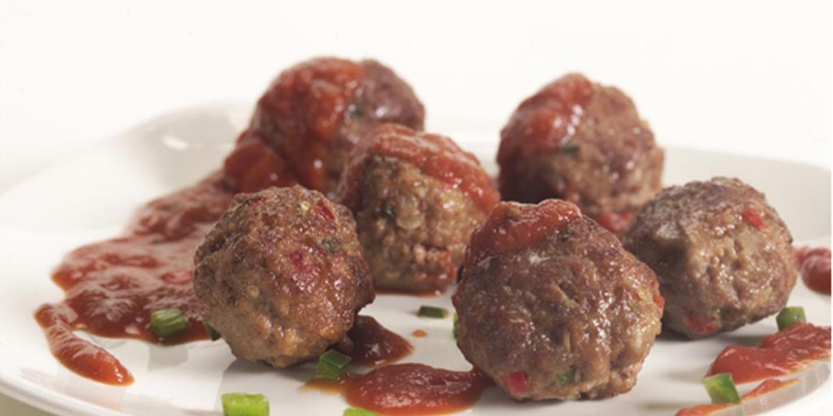 Increíble receta fácil de bolitas de carne