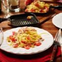Raclette Italienische Art