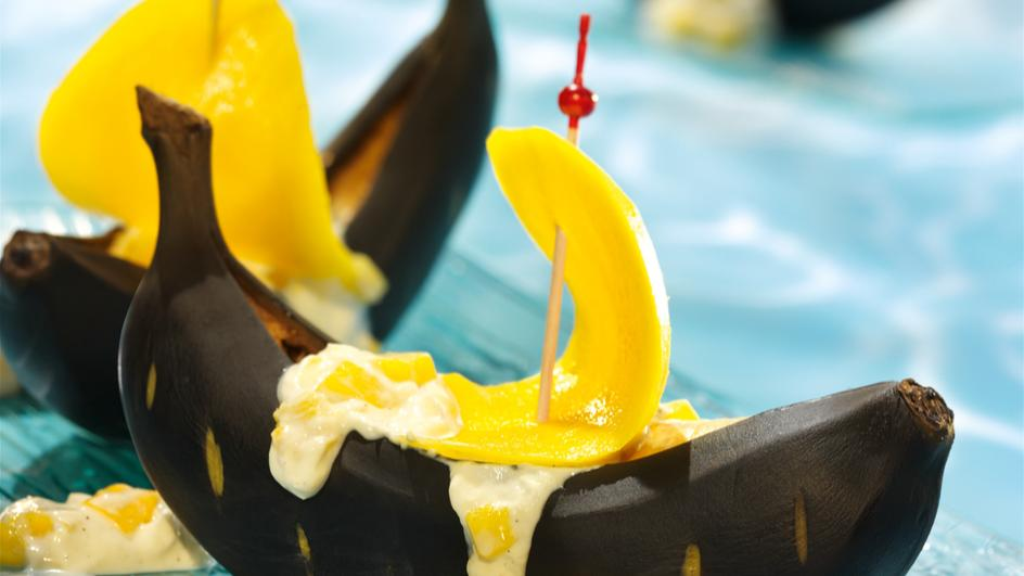 "Schwarze Piraten-Flotte ""Banane"""