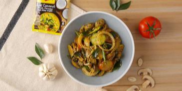 MAGGI Mushroom Stew