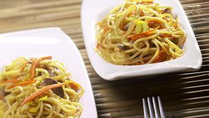 Maggi Fix für Gebratene Asia-Nudeln