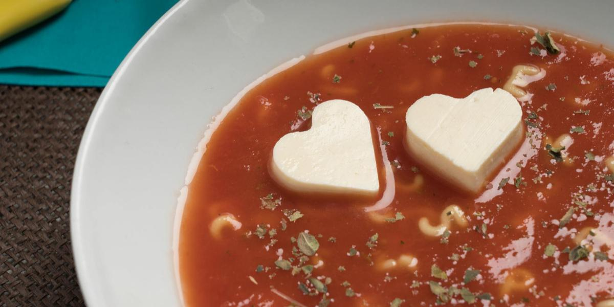 Sopa de letras con amor