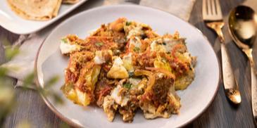 Khagina Egg Recipe