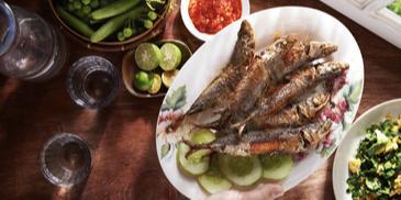Super Simple MAGGI CukupRasa Fried Basung Fish